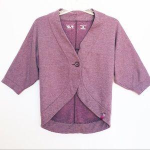Mountain Hardwear Cardigan Sweater Medium